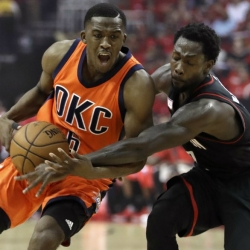 Rockets' Beverley fined $25,000 for confronting fan