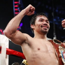 Manny Pacquiao is 'not done yet'
