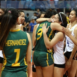 ADMU's Morado all praise for FEU's Palma after semis match