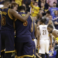 Familiar, frustrating end to season for Pacers