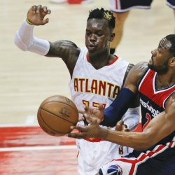 Wizards work to avoid war of words against Hawks