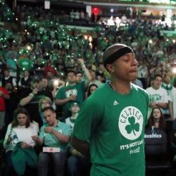 Little Big Man: Celtics' Thomas finding stride after tragedy