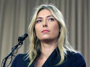 Halep, Cornet give Sharapova wild-card debate new impetus