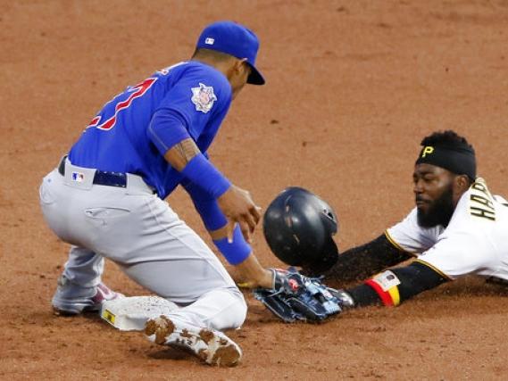 Hendricks lifts Cubs, Turner hits cycle