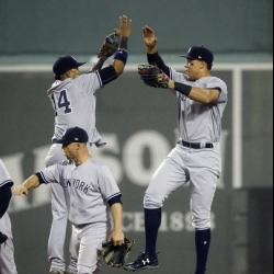 Judge celebrates 25th birthday, helps Yankees beat Red Sox