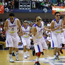 Dancing is serious business in the PBA All-Star Games