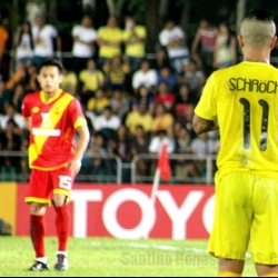 Stephan Schrock back with Ceres-Negros FC
