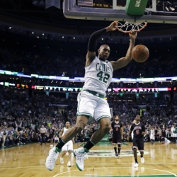 Top-seeded Celtics headline trio of elimination games