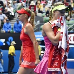 Bouchard: 'Cheater' Sharapova should be banned for life
