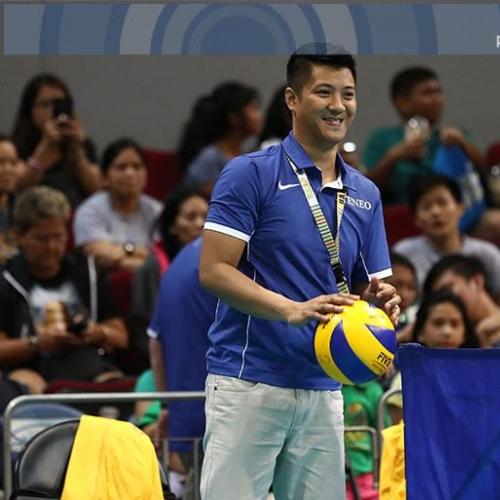 Nag-tune up kami sa mga beki -- ADMU assistant coach Meneses