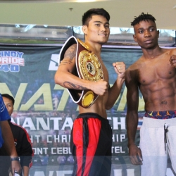 Mark Magsayo out to prove he's worthy of bigger fights