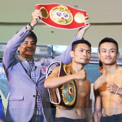 Donnie Nietes targets third world title at Pinoy Pride 40