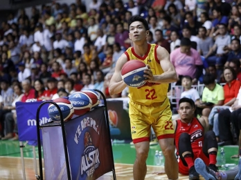 Allein Maliksi's unexpected journey to Gilas Pilipinas