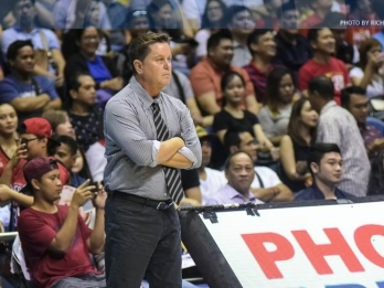 Tim Cone gets first real shot at the new Gilas Pilipinas