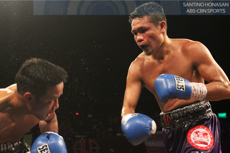 Donnie Nietes delighted to be among Filipino boxing's elite