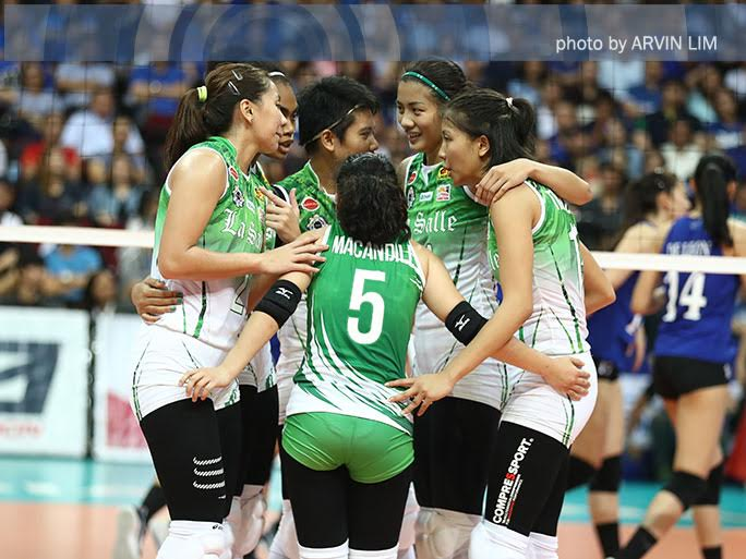 Lady Spikers begin title defense against rival Ateneo