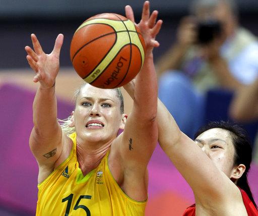 WNBA star Lauren Jackson speaks of dependence on ...