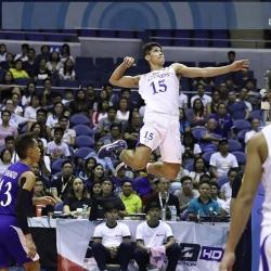 Opo hiningi ko po talaga 'yung mga bola -- Ateneo's Espejo