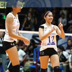 'Bilog naman yung bola' - Ateneo's Jia Morado