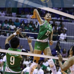 Baron bags 79th UAAP women's volleyball MVP award