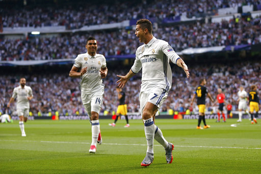 Varane hails Ronaldo but warns 'war' not won