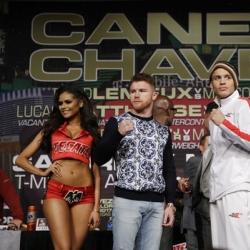Mercurial Chavez Jr. insists he's focused, fit for Alvarez