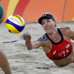 Making waves on the beach: Walsh Jennings will skip AVP tour