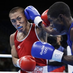 Pinoy boxers Ladon, Maamo semis-bound in ASBC tournament