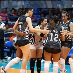 Spikers, Power Smashers battle for rebound win