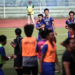 Senior Carlo Liay served as inspiration for Ateneo booters