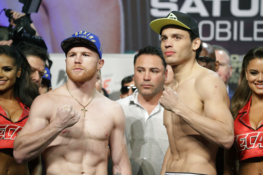Boxing on hot streak ahead of Canelo-Chavez Jr. showdown