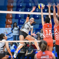 Perlas bounces back after overcoming Power Smashers