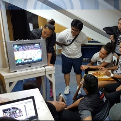 Ateneo's gallant stand caught on TV by former Lady Eagles