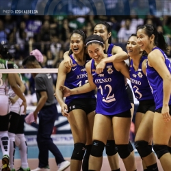 'We're grateful for the season' - Ateneo's Jia Morado