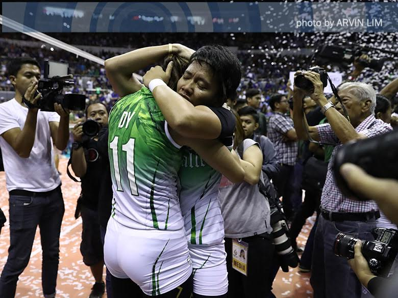 Worth it -- Fajardo on playing her final year