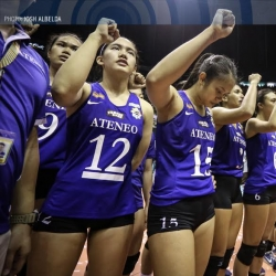 I have decided to graduate from the team -- Morado