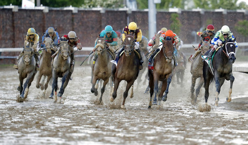 Co-favorite Always Dreaming wins Kentucky Derby
