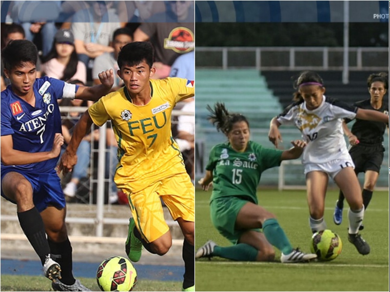 New champions to be crowned in UAAP men's, women's football