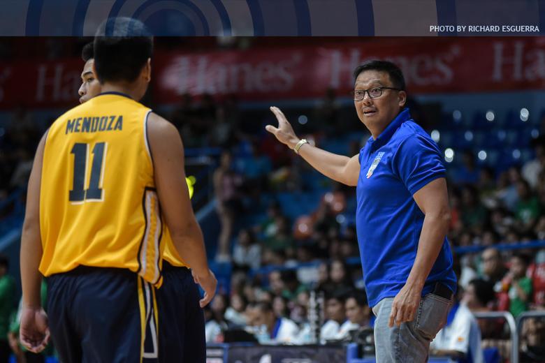 Coach Meneses already grooming his heir apparent in JRU