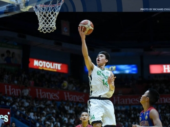 NCAA Jrs. MVP Mallillin backs out of commitment from DLSU