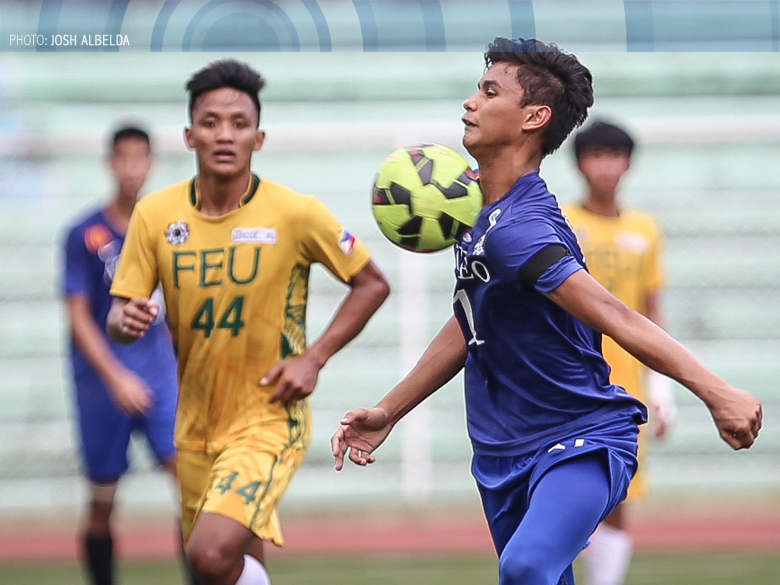 Gayoso, Ateneo banner men's football individual winners