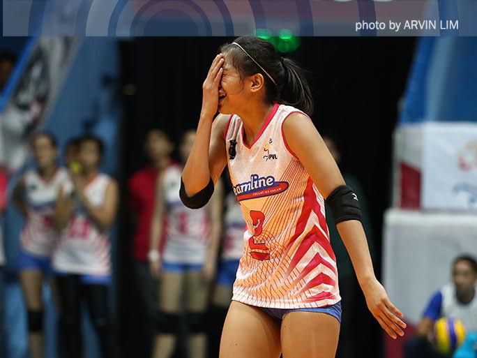 Mafu-frustrate ka talaga -- Valdez on Cool Smashers' woes