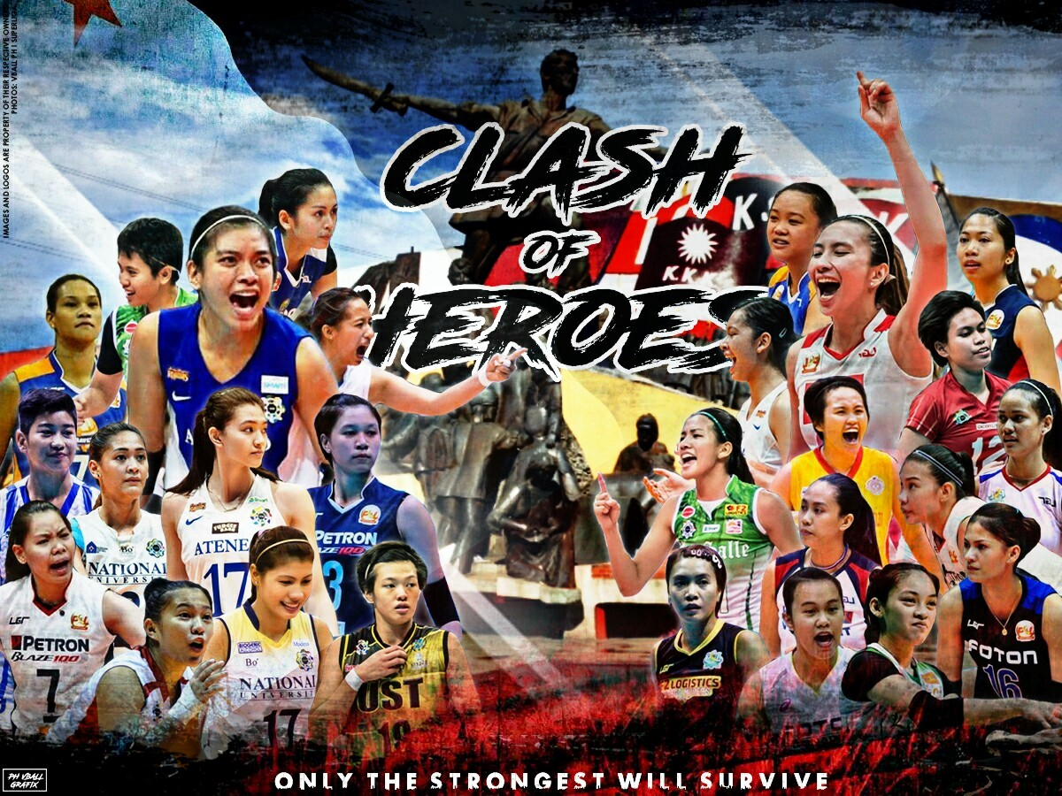Clash of Heroes volleyball event unfolds Monday
