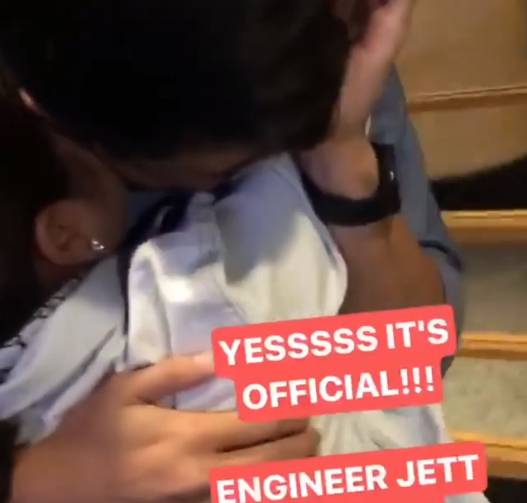 Manuel's 'perfect' mother's day gift: An engineering license
