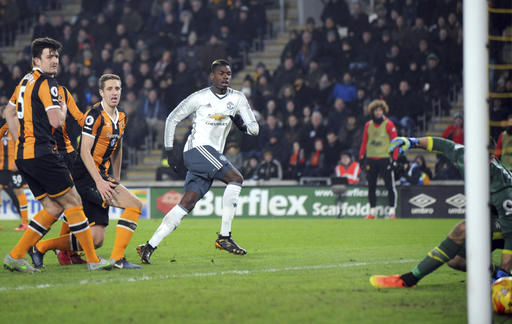 Hull relegated, Crystal Palace secures Premier League status