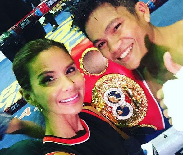 World champ Ancajas to fight alongside 'boss' Pacquiao