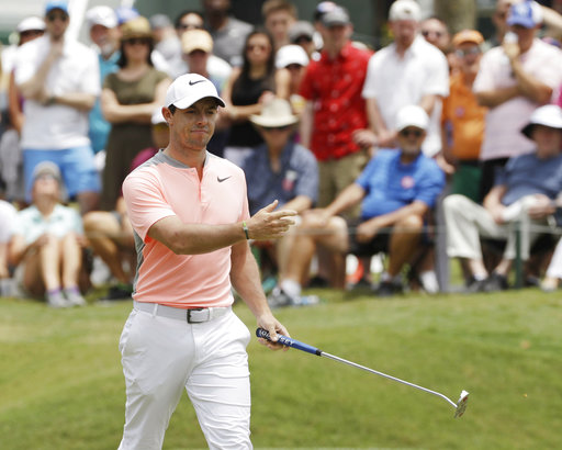 Rory McIlroy to have MRI scan on troublesome back after Players Championship