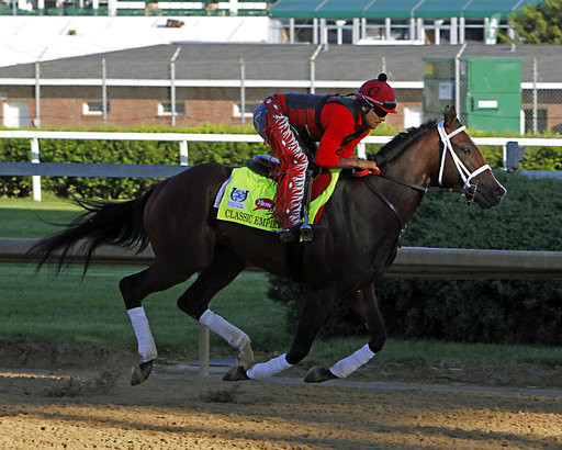 Forget the Derby! Classic Empire healthy for Preakness run
