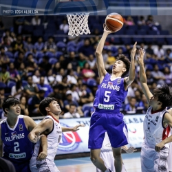 Perfect Batang Gilas set up gold showdown with Malaysia