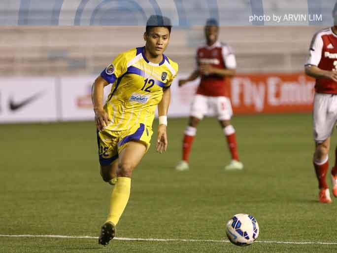 Global Cebu FC settles for draw against Home United